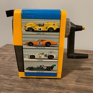 Vintage GrandPrix Mitsubishi Pencil Sharpener.